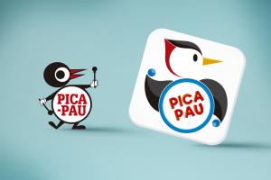 Nova marca Brinquedos Pica-Pau