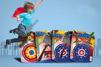Embalagem Brinquedos Pica-Pau